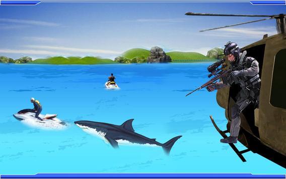 Shark Sniper Hunting 2017 apk screenshot