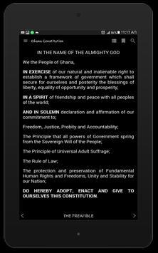 Ghana Constitution screenshot 10