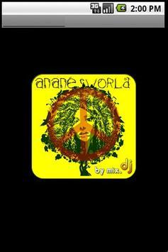 Anane's World by mix.dj poster