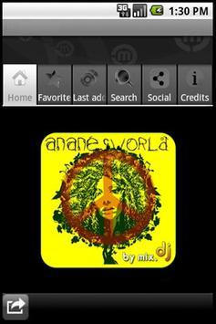 Anane's World by mix.dj screenshot 1