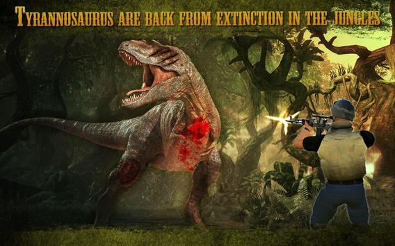 Dino Attack : Dinosaur Hunter apk screenshot