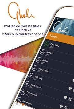 Ghali : songs, lyrics,..offline poster