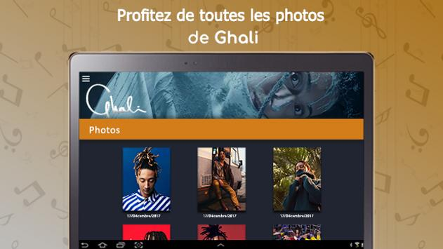 Ghali : songs, lyrics,..offline screenshot 10