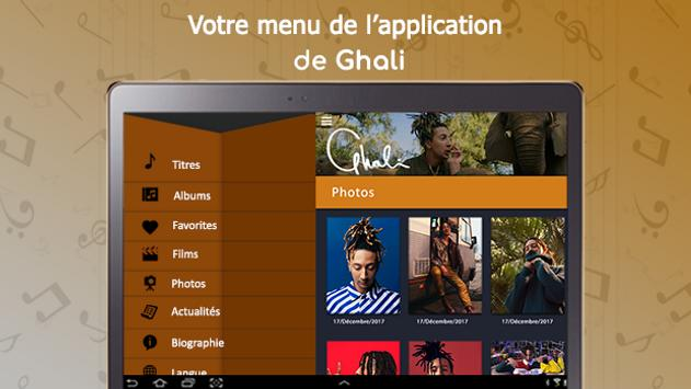 Ghali : songs, lyrics,..offline screenshot 13