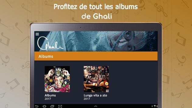 Ghali : songs, lyrics,..offline screenshot 9