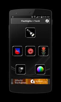 Flashlight LED Lampe screenshot 1