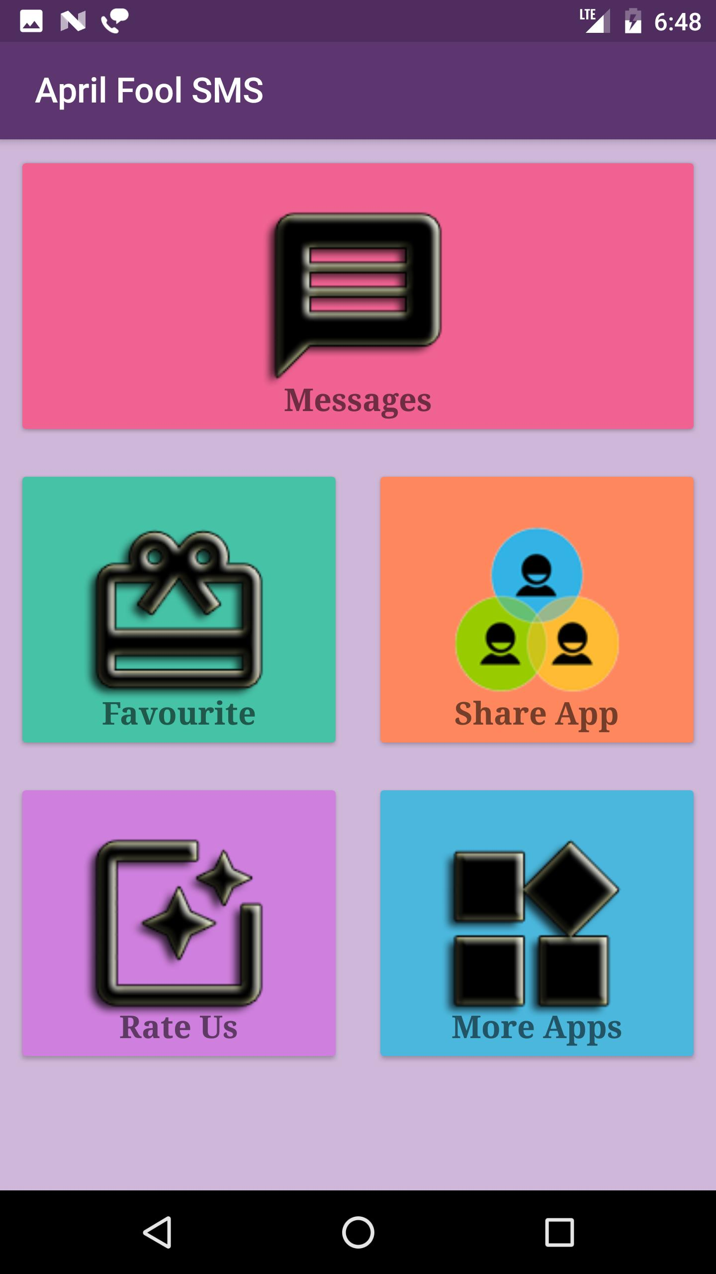 April Fool Hindi SMS for Android - APK Download