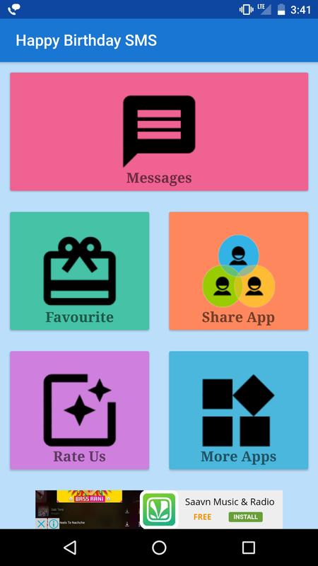 Happy Birthday Hindi Sms Wish For Android Apk Download