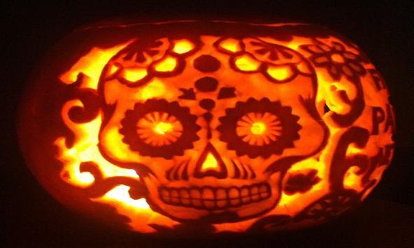 Halloween Pumpkins Carving Song Dance Ideas apk screenshot