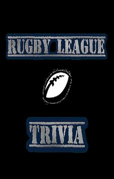 Rugby League Trivia poster