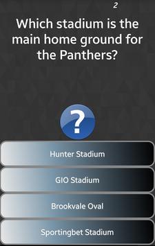 Rugby League Trivia 截图 1