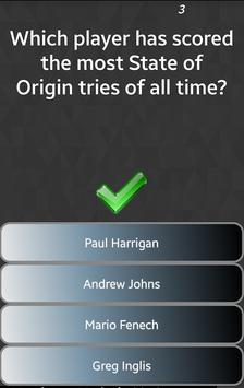 Rugby League Trivia screenshot 3