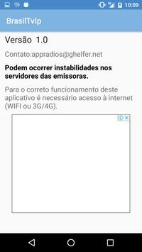 Brasil Tv Ip screenshot 1