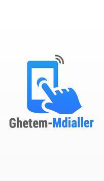 Ghetem-calling poster