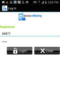 Ghetem-calling apk screenshot