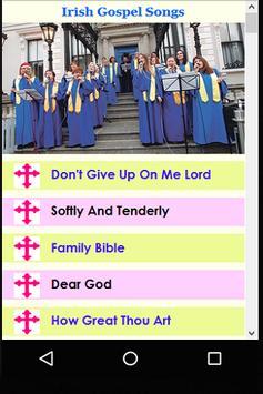 Irish Gospel Songs poster