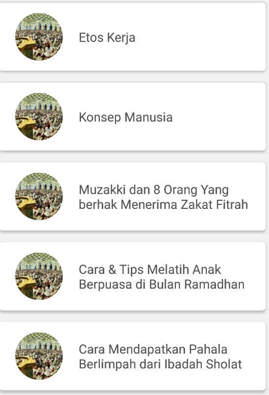Contoh Teks Ceramah Singkat For Android Apk Download
