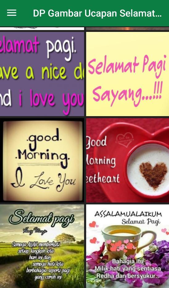 Dp Gambar Ucapan Selamat Pagi For Android Apk Download