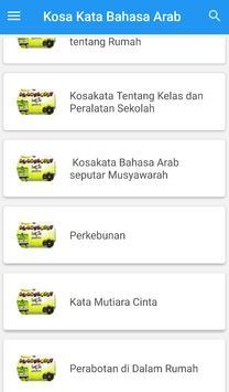 Kosa Kata Bahasa Arab Sehari Hari Mufradat Apk App Free