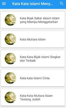 Kata Kata Islami Menyentuh Hati screenshot 1
