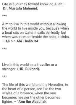 Kata Kata Islami Menyentuh Hati screenshot 3