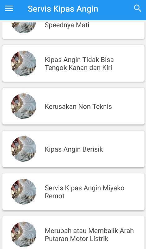 Cara Memperbaiki Kipas Angin For Android Apk Download