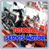 Tutorial Servis Motor icon