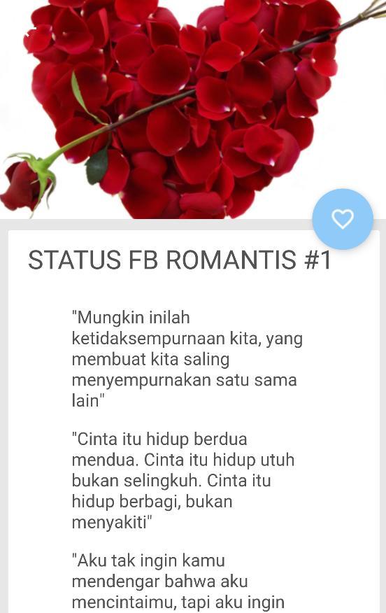 Status Kata Romantis Buat Pacar Für Android Apk Herunterladen