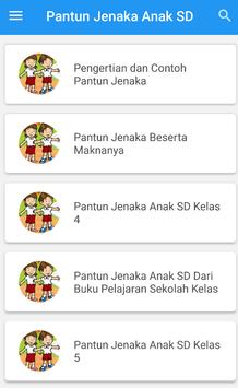 Kumpulan Pantun Jenaka Anak Sd For Android Apk Download