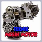Teknik Mesin Motor icon