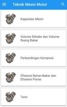 Teknik Mesin Motor screenshot 3