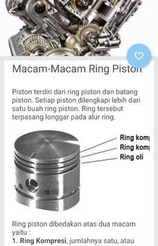 Teknik Mesin Motor screenshot 2
