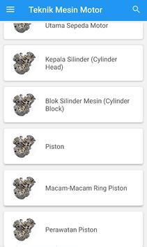 Teknik Mesin Motor screenshot 7