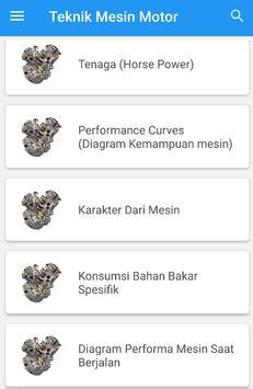Teknik Mesin Motor screenshot 4