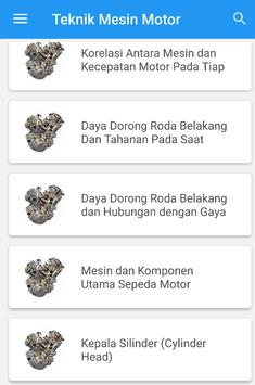 Teknik Mesin Motor screenshot 6