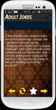 Adult Jokes and Funny screenshot 5
