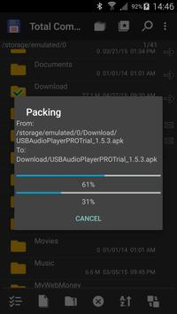 Total Commander - file manager apk screenshot