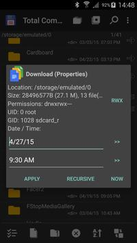 Total Commander - file manager apk スクリーンショット
