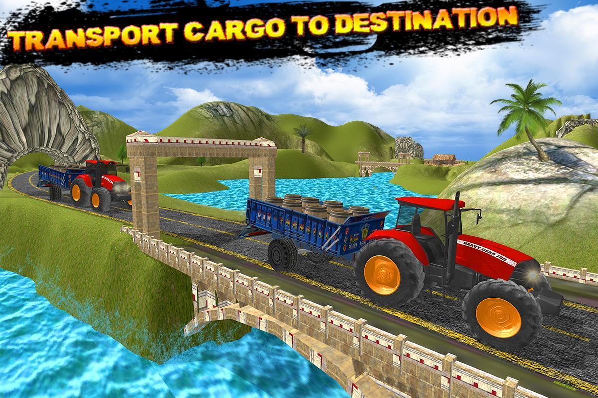 Трактор водитель тренажер: трактор вождение игры для андроид.