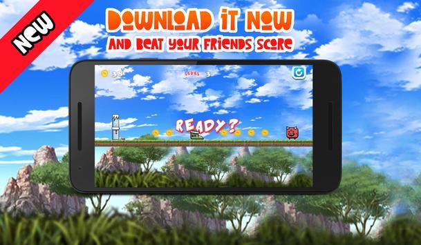Funny Fidget Running Spinner apk screenshot