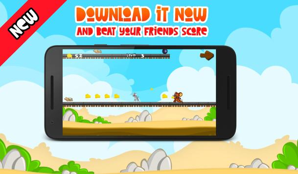 Run Mouse Adventure apk screenshot
