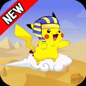 Super Pika - Pyramid Adventure icon