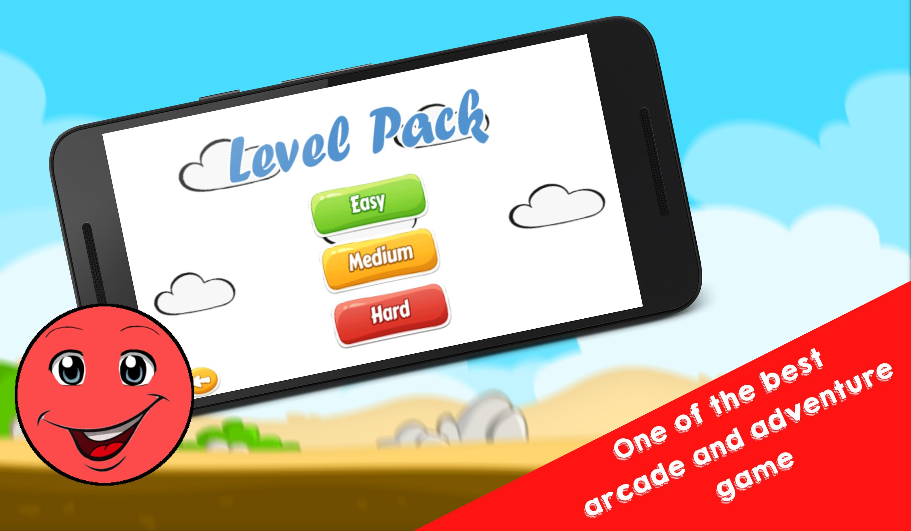 Red Ball 7 cho Android - Tải về APK