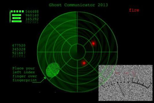 Ghost Communicator 13 Detector for Android - APK Download