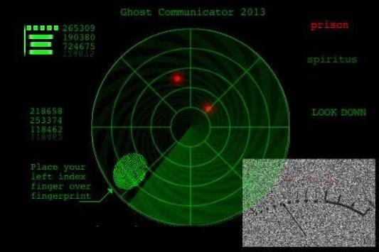 Ghost Communicator 13 Detector screenshot 2