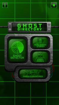 Ghost Detector & Ghost Tracker with Spirit Radar screenshot 2