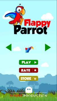 Flappy Parrot apk screenshot