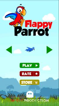 Flappy Parrot poster