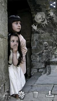 Ghost in Photo Camera Prank apk screenshot