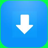 Download Facebook videos HD icon